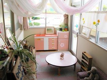 山口県防府市の幼稚園 玉祖幼稚園(たまのやようちえん)施設案内  わくわくコーナー