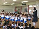 山口県防府市の幼稚園 玉祖幼稚園(たまのやようちえん)年間行事 入学式