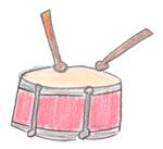 山口県防府市の幼稚園 玉祖幼稚園(たまのやようちえん)カリキュラム 伝統行事 マーチング