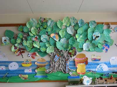 山口県防府市の幼稚園 玉祖幼稚園(たまのやようちえん)カリキュラム 絵画造形 つくってあそぼう